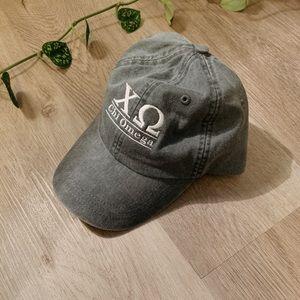 Chi Omega Hat